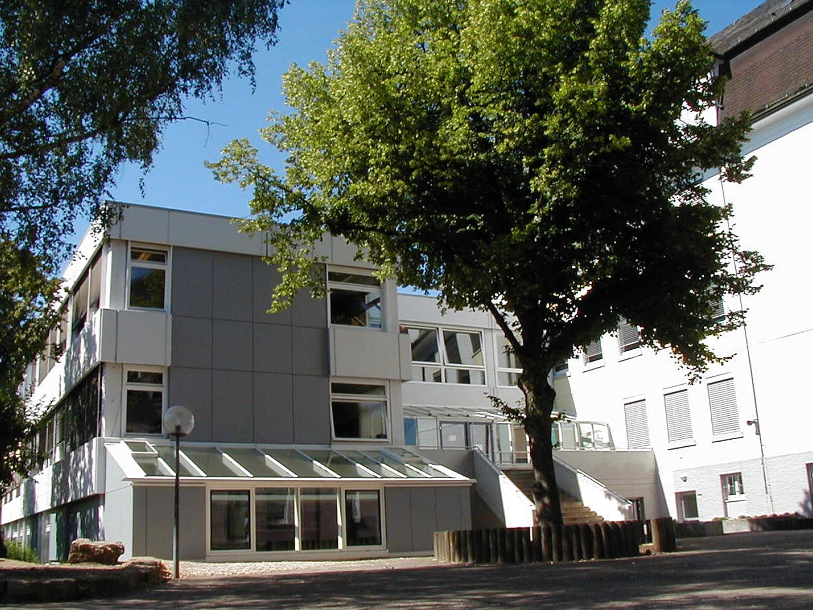 Silcherschule in Eislingen