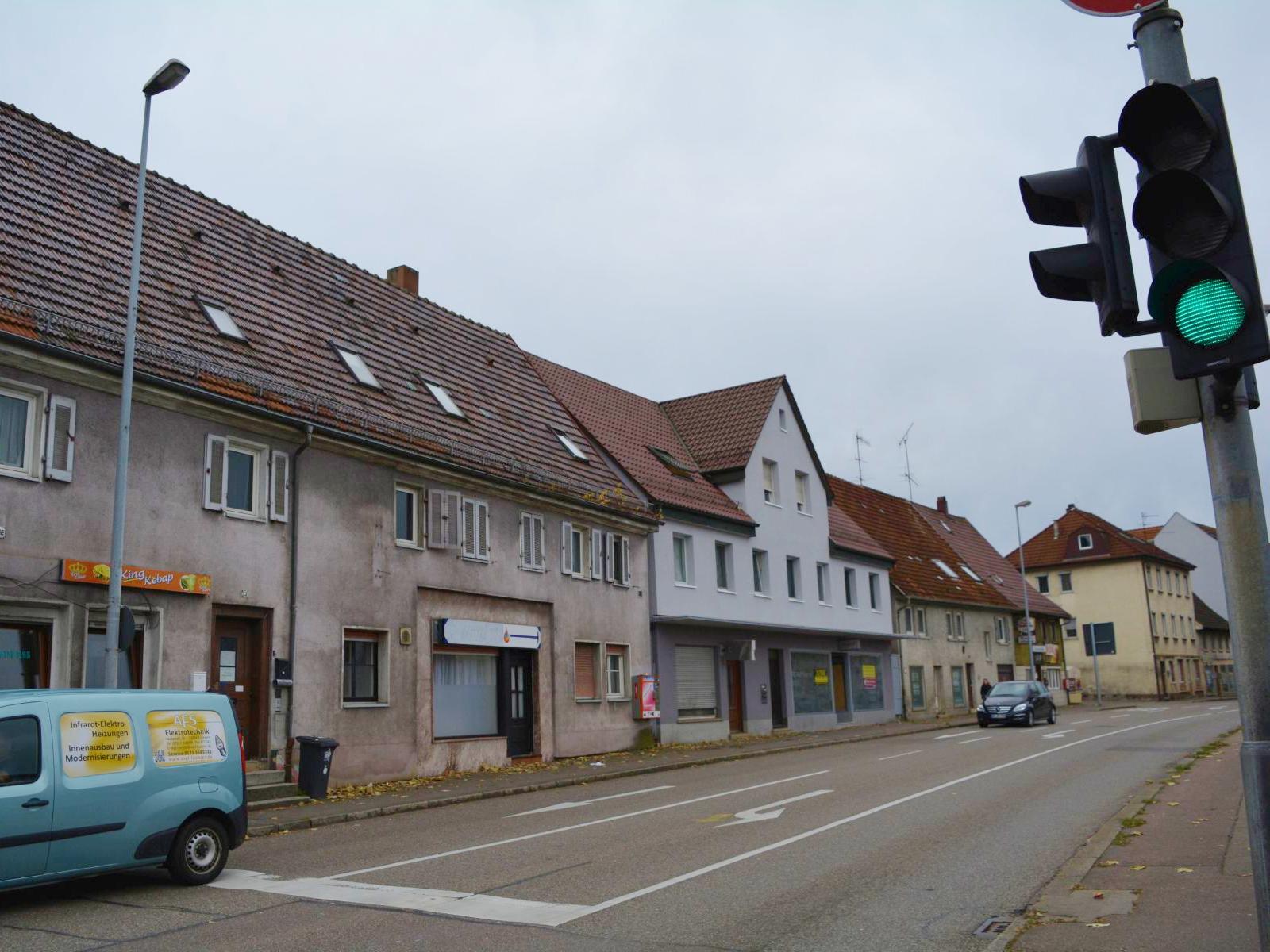 Leerstandsschwerpunkt Stuttgarter Straße