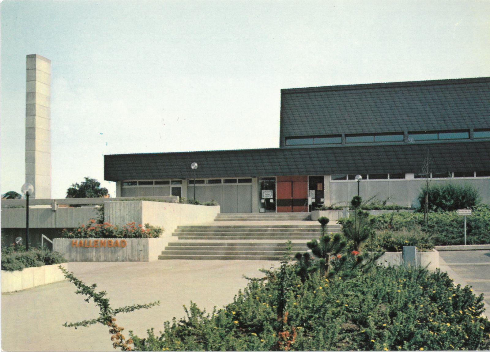 Postkarte 1980