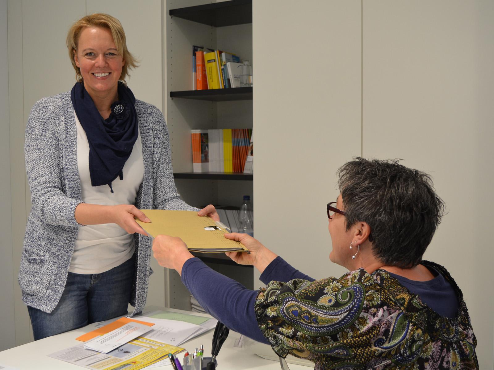 Seniorenberatung bei Frau Heide Daiss
