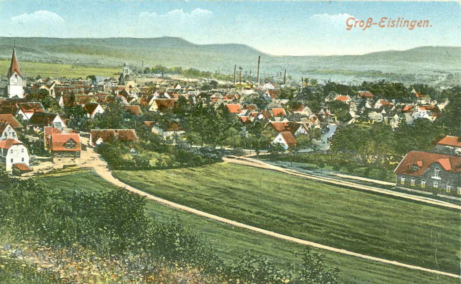 Postkarte 1920