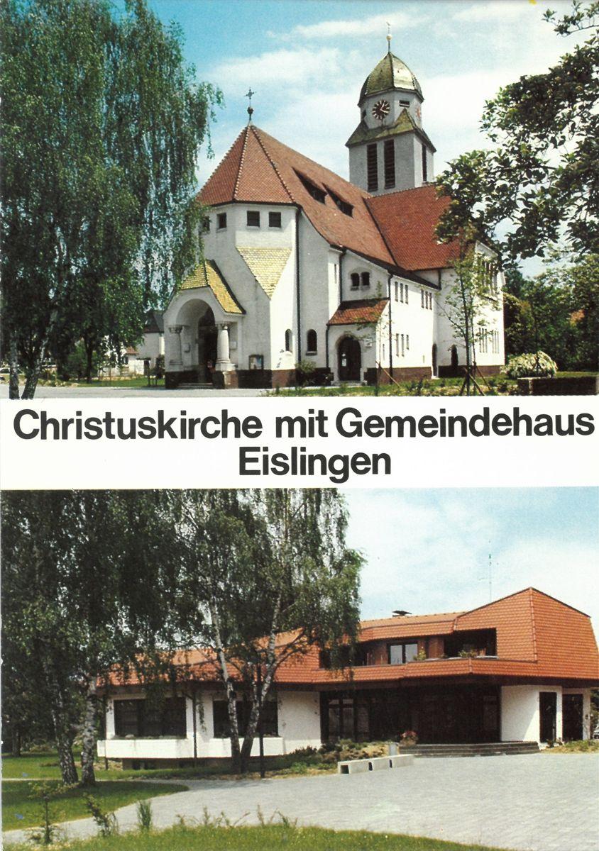 Postkarte 1984