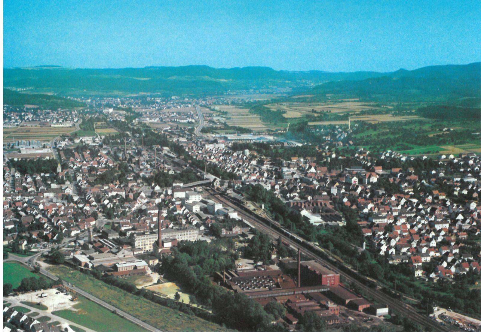 Postkarte 1990