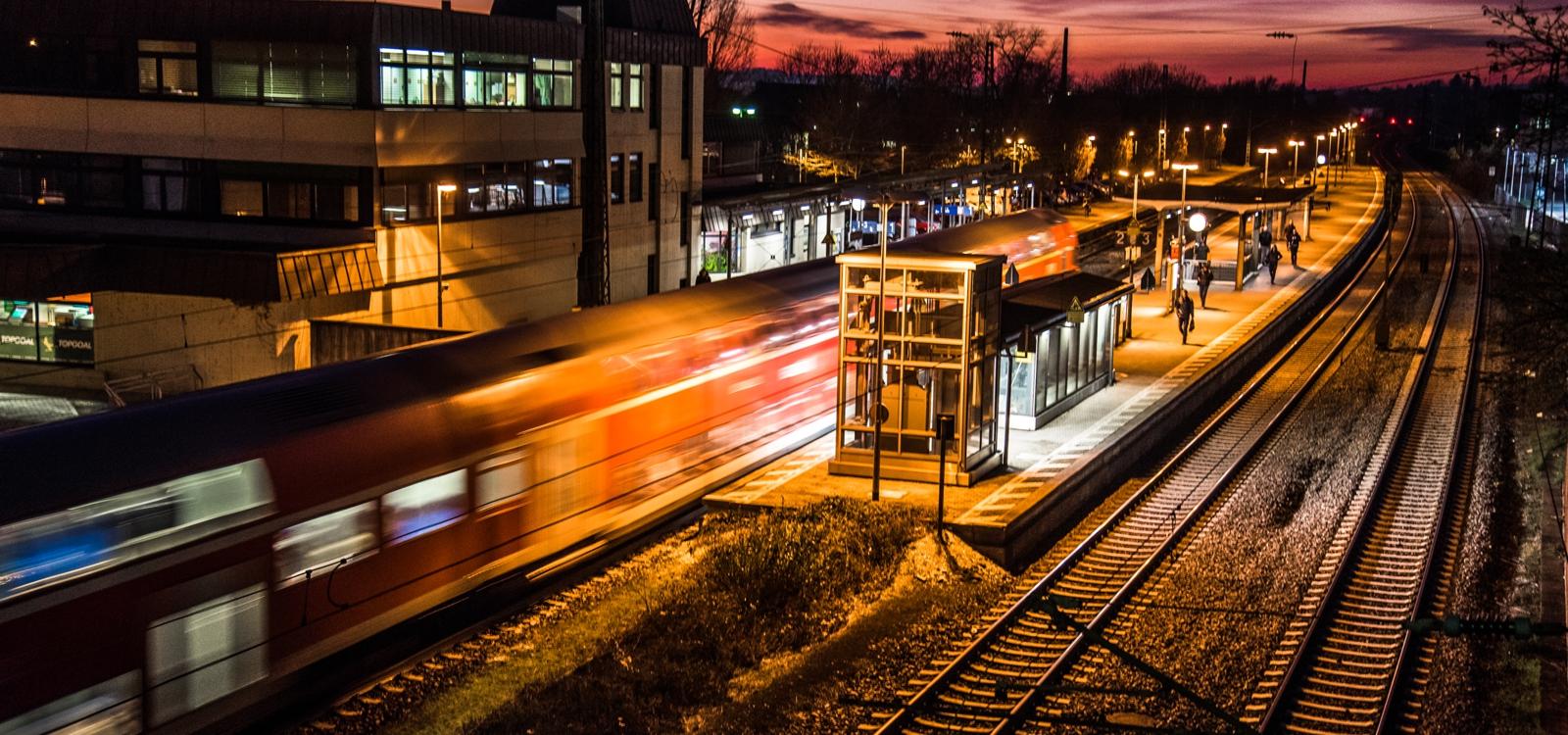 Bahnhof Eislingen
