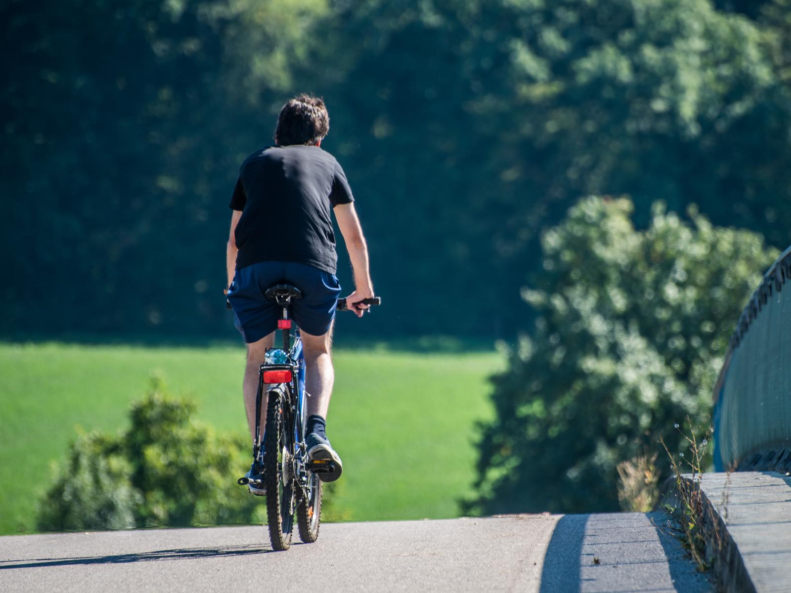 Auch bei Ausflügen mit dem Rad in die Umgebung, kann man für die Aktion Stadtradeln viele Kilometer sammeln