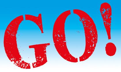 Logo der Präventionswoche GO!