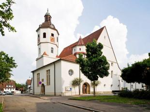 Außenansicht Lutherkirche