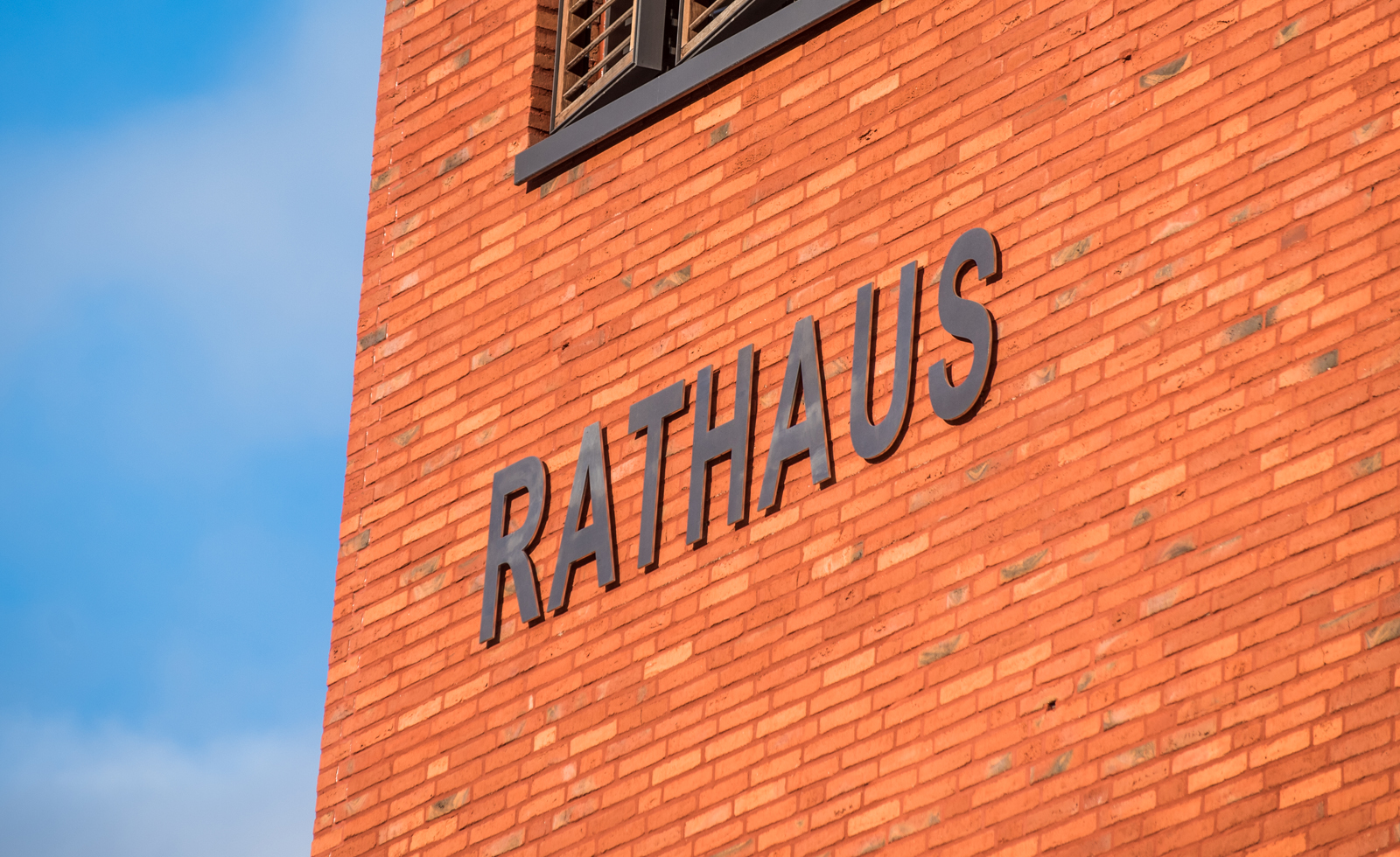 Rathausneubau in Eislingen/Fils