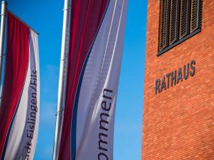 Aussenansicht Neues Rathaus Eislingen