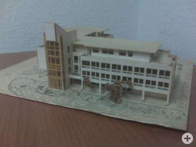 Gebäude Architekt
