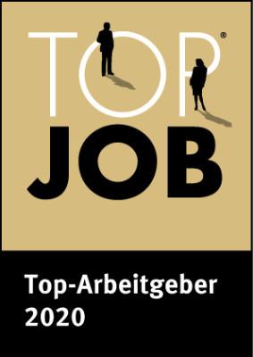 Top Job Auszeichnung