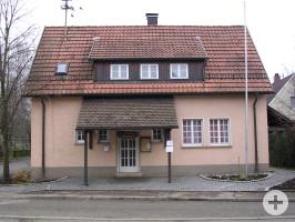 Dorfgemeinschaftshaus Krummwälden