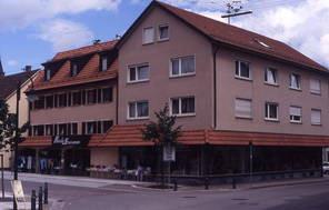 Modehaus Fischer & Stegmaier in Gingen