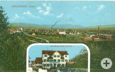 Postkarte 1919