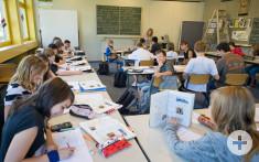 Schulen wird für den Unterricht kostenloses Lehrmaterial zum Thema zur Verfügung gestellt