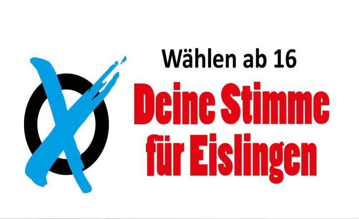 """Bannerfoto zur Aktion des Kinder- und Jugendbüros """"Wählen ab 16"""""""
