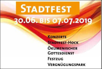 Plakat zum Stadtfest_R