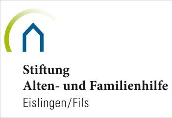 Logo der Stiftung Alten- und Familienhilfe
