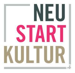 Logo Corona-Förderprogramm Neustart Kultur