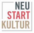 Logo Förderprogramm Neustart Kultur des Bundesministerium für Kultur und Medien