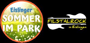 Logo vom Eislinger Sommer im Park